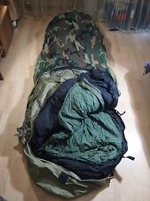 MSS MILITARY SLEEPING BAG SYSTEM - OBVIOUSLY USED CONDITION