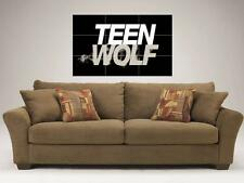 "TEEN WOLF MOSAIC 35""X25"" INCH WALL POSTER TYLER POSEY"