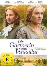 DIE GÄRTNERIN VON VERSAILLES  DVD NEU