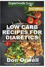 Natural Weight Loss Transformation: Low Carb Recipes for Diabetics : Over...