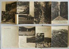 Brochure Depliant Pieghevole VALLOMBROSA (Firenze)