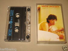 MICK JAGGER - She's The Boss - MC Cassette un/official polish tape