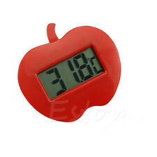 Hot Mini Digital LCD Thermometer Temperature Meter Indoors