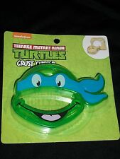 Teenage Mutant Ninja Turtle Bread Crust Cutter Cookie Sandwich TMNT Lunch