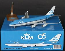 "XX2348 KLM B747-400 PH-BFH ""95 Years"" JC Wings 1:200 diecast model"