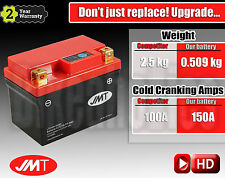 Upgrade to Lightweight & high performance LITHUM motorcycle battery - YTZ7S-BS