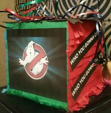 Ghostbusters pinata Sweets Party & Stick can be Personalised