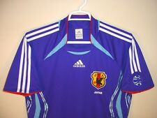 ADIDAS JAPAN NATIONAL TEAM SOCCER JERSEY SIZE MENS LARGE