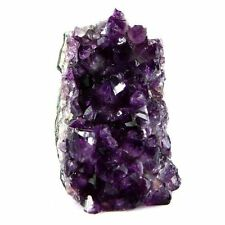 Crystal Allies Specimens: Natural Amethyst Quartz Crystal Cluster from Uruguay -
