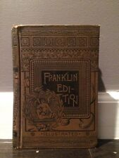 Jess 1889 Franklin Edition By Haggard, H. Rider