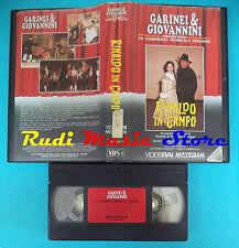 VHS film RINALDO IN CAMPO commedia musicale Modugno Scala VIDEO RAI (F89) no dvd