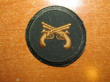 Canadian Army Trade Badge Trade Group 1 Provost Branch nice