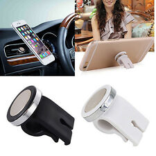 Universal Car Air Vent Mount Cradle Stand Holder Magnetic For iPhone For Samsung