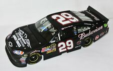 #29 CHEVY NASCAR 2011 * BUDWEISER MILITARY TRIBUTE * Kevin Harvick - 1:24 lim.