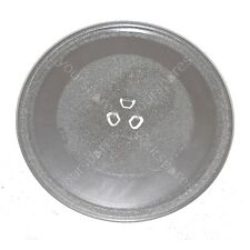 Universal Microwave Turntable Glass 255mm Fits Whirlpool Universal