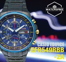 Casio Edifice Infiniti Red Bull Racing Limited Edition Watch EFR549RBB-2A