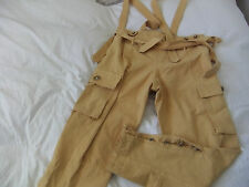 MARNI SIZE 44 UK12 DUNGAREES/MILITARY/CARGO STYLE OVERALLS  UNUSUAL/CATWALK/RARE