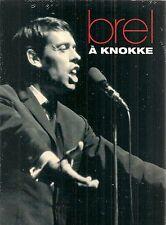 """DVD """"BREL A Knokke"""" 1963  NEUF SOUS BLISTER"""