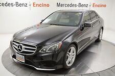 Mercedes-Benz : E-Class 4dr Sdn E350