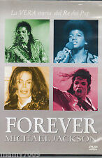 DVD=Michael Jackson. Forever. La vera storia del re del pop (2010) DVD