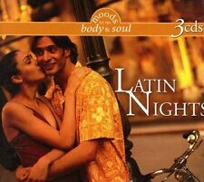 Latin Nights, Various, New Box set