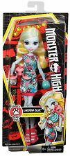 Monster High Ghouls Beast Pet Lagoona Blue Doll with Turtle