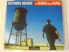 The Mamas And The Papas: California Dreamin (Deleted 4 track CD Single)