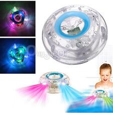 LED Badewanne Spielzeug Farbwechsel Baden Ball Lampe Badespaß Kinder Geschenk