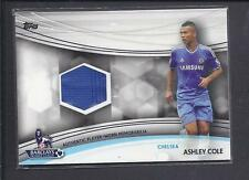 * 2013 Topps premier Gold  MLS Game Used Jersey ASHLEY COLE no.JR-AC