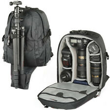 Lowepro Mini Trekker Waterproof DSLR SLR Camera Backpack Bag Padded + Rain Cover