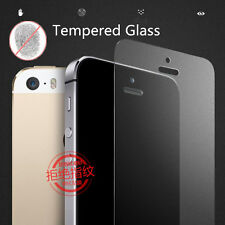 Premium Matte Frosted Tempered Glass Screen Protector Film Guard For iPhone 4 4S