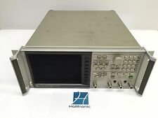 HP Agilent 8753A Vector Network Analyzer 300kHz-3GHz OPT: 010