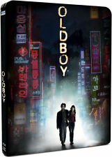 Oldboy - Limited Edition Steelbook (Blu-ray) BRAND NEW!! Chan Wook Park