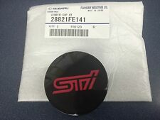 Genuine Subaru STi Wheel Center Cap Impreza WRX STi BBS Wheels 28821FE141 04-15