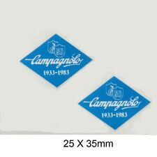 Campagnolo 50th Anniversary decals