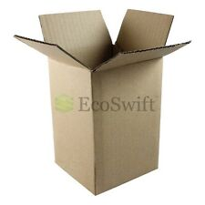 30 4x4x6 Cardboard Packing Mailing Moving Shipping Boxes Corrugated Box Cartons
