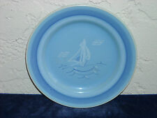 Gladding McBean Franciscan Del Mar Bread and Butter Plate