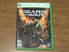 Gears of War Xbox 360 Complete and Tested