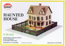 Haunted House - N Gauge - Model Power