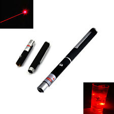 NEW 5mw 650nm Military Visible Light Beam High Power Lazer Red Laser Pointer Pen