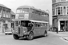 Doncaster No.156 6x4 Yorkshire Bus Photo
