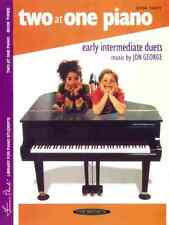 Warner Brothers Videos 0143 Two at One Piano (Frances Clark Library)