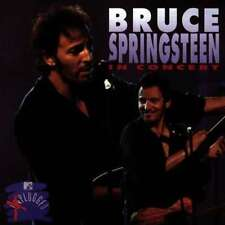 Bruce Springsteen In Concert - From Mtv Plugged CD COLUMBIA
