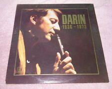 Bobby Darin Darin 1936-1973 LP 1974 Motown Inner Sleeve The Letter Blue Monday