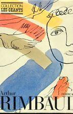 Arthur RIMBAUD par Frédéric MUSSO 1972