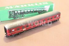 MARKLIN TRAIN 4064 DSG SLEEPING CAR HO SCALE   #H2