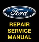 FORD RANGER 1993 1994 1995 1996 1997 FACTORY REPAIR SERVICE WORKSHOP MANUAL