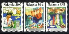 1994 Malaysia 100 Years Veterinary & Animal Industry 3v Stamps Mint NH