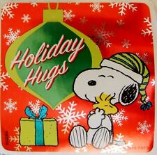Snoopy and Woodstock Holiday/Winter Stickers! Peanuts, Christmas, Gifts, Beagles