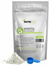 1.1lb (500g) NEW 100% PURE INOSITOL POWDER MOOD STRESS ANXIETY